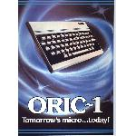 Oric-1 Brochure page 1