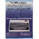Oric-1 Brochure page 3